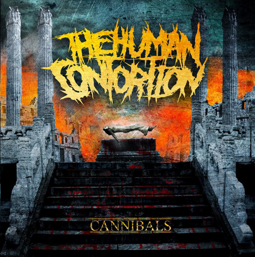 The latest EP from The Human Contortion (released November 19, 2011) - available on bandcamp.com